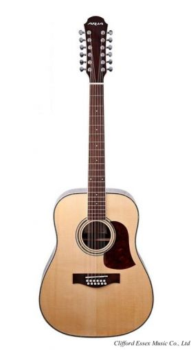 ARIA AW 45TN TWELVE STRING GUITAR