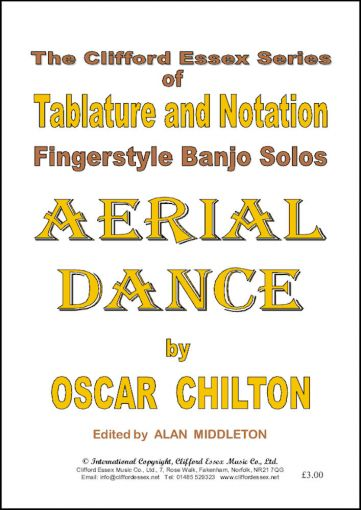 AERIAL DANCE BY OSCAR CHILTON.