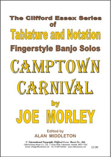 CAMPTOWN CARNIVAL BY JOE MORLEY.