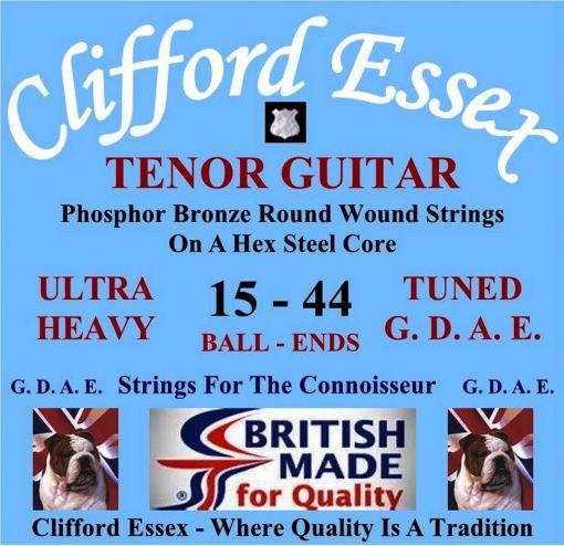 High quality tenor guitar strings, ultra heavy gauge, for G D A E ...