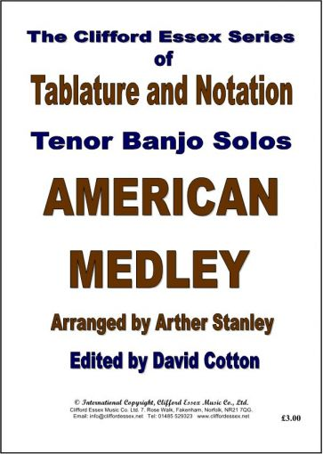 American Medley The Songs We Love To Hear Sheet Music Tenor