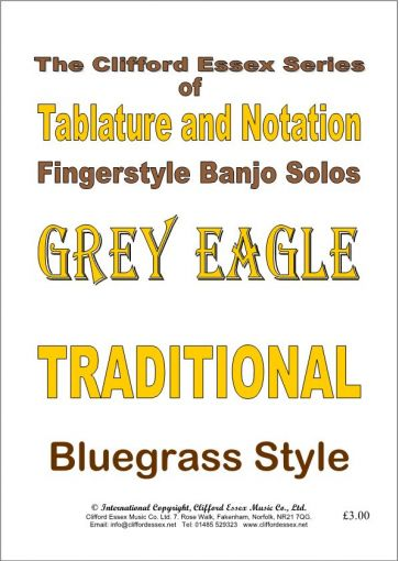 GREY EAGLE. TRADITIONAL.