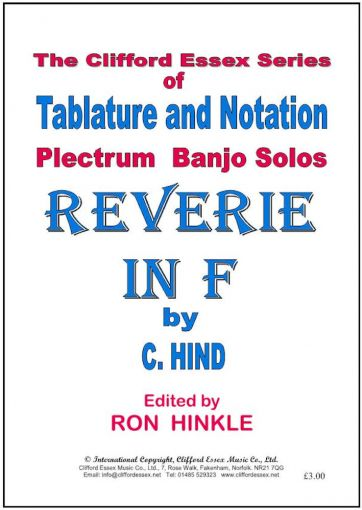REVERIE IN F BY C. HIND.
